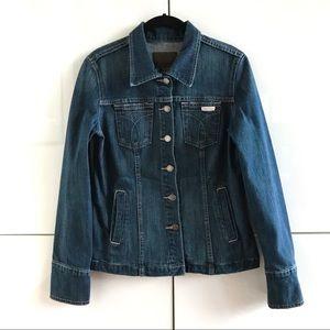 Like New Calvin Klein Jeans Denim Jacket